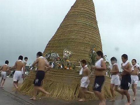 鳥取県の重要無形民俗文化財