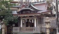 杉山神社 神奈川県横浜市南区宮元町