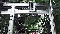 八坂神社 高知県長岡郡大豊町杉のキャプチャー