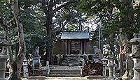 野志理神社 - 元伊勢「桑名野代宮」の伝承地、長島一揆か関ヶ原の戦いの千人塚も