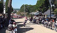 八幡神社(土岐市妻木町) - 鎌倉末期創建、土岐氏・明智氏ゆかり、流鏑馬と元禄期社殿