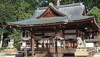 奥石神社 滋賀県近江八幡市安土町東老蘇のキャプチャー