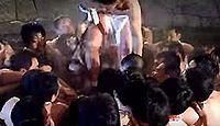 重要無形民俗文化財「春日の婿押し」 - 福岡・春日神社の西日本に数少ない年頭水祝い