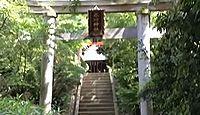 氷川神社 東京都板橋区東新町のキャプチャー
