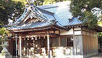 横道下神社 三重県鈴鹿市徳田町