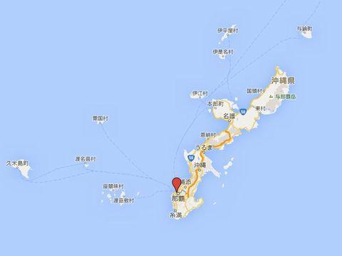 沖縄県の別表神社