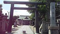 泉殿宮 大阪府吹田市西の庄町のキャプチャー