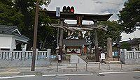 須須岐水神社 長野県千曲市屋代
