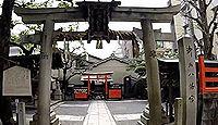 御所八幡宮社 京都府京都市中京区亀甲屋町のキャプチャー