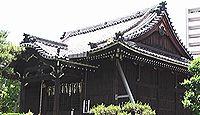 常葉神社 - 大垣藩戸田氏の初代から歴代藩主を祀った常葉大神、10月に大垣十万石祭り