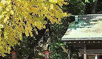 富塚八幡宮 神奈川県横浜市戸塚区戸塚町のキャプチャー