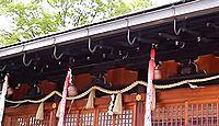 長浜八幡宮 - 秀吉による再興、「長浜曳山祭」で有名なボケ封じの境内社のある八幡