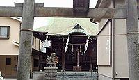 杉山神社 神奈川県横浜市保土ケ谷区和田
