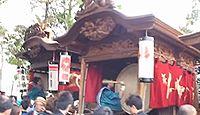 賀久留神社 静岡県浜松市西区神ヶ谷町のキャプチャー