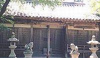 堅田神社 兵庫県神戸市西区平野町黒田