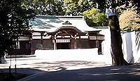 八剣宮 愛知県名古屋市熱田区神宮のキャプチャー