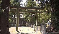 相馬中村神社 - 平将門が建立した妙見社が起源、歴代相馬藩主の厚い崇敬、相馬野馬追