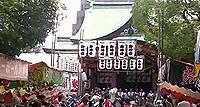 御霊神社 大阪府大阪市中央区淡路町