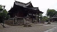 大原八幡宮 - 帝国海軍「三隈」の艦内神社に分祀、しだれ桜のライトアップと9月に放生会