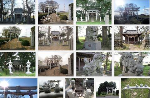 田中神社 埼玉県熊谷市三ヶ尻のキャプチャー