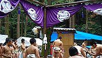 虎柏神社 東京都青梅市根ヶ布