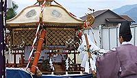 浦渡神社 愛媛県新居浜市外山町のキャプチャー
