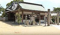 泊神社 兵庫県加古川市加古川町木村宮本のキャプチャー