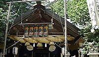 大宮熱田神社 - 国史『三代実録』の梓水大神、熱田・八幡などを合祀した「大宮大明神」