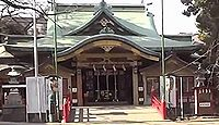 須賀神社 東京都新宿区須賀町のキャプチャー