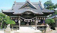 山田神社(周防大島町) - 平安初期に伊勢外宮を勧請、5年ごとの神事がある国史見在社