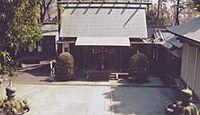 神明社 神奈川県川崎市麻生区細山のキャプチャー
