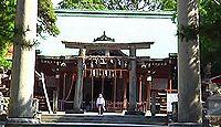 唐津神社 - 神功皇后が宝鏡を縣けて住吉三神を祀ったのが起源、唐津くんちで知られる
