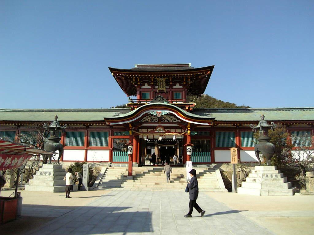 [山口県]初詣で人気の神社のキャプチャー