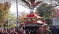 重要無形民俗文化財「八代妙見祭の神幸行事」 - 歴代城主の庇護で発展、華麗な笠鉾の巡行のキャプチャー