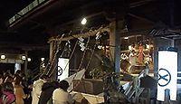 大井神社(島田市) - 3年に一度の奇祭「帯祭り」、三女神を祀る女性や子どもの守護神
