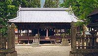 加都良神社 兵庫県多可郡多可町中区岸上