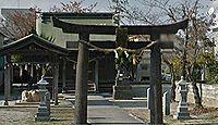 弥剣神社(柳川市) - かつて蒲池村にあった祇園宮、江戸中期に遷座、藩主列席の能楽