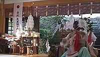 重要無形民俗文化財「壱岐神楽」 - 記録上は15世紀以来、各神社の祭礼で奉納されるのキャプチャー