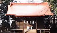 中里氷川神社 東京都清瀬市中里