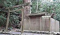 伊我理神社 三重県伊勢市豊川町のキャプチャー