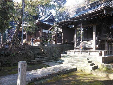 錦織神社(小田原)に行ってきました! 小田原駅西口を出て左から? 右から? 結構ポイントのキャプチャー