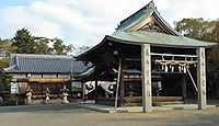 蟻通神社 大阪府泉佐野市長滝のキャプチャー