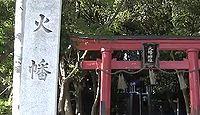 火幡神社 - 奈良県王寺町、創建1200年、大社を思わせる作りを残す式内名神大社