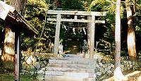 弥牟居神社 三重県亀山市両尾町