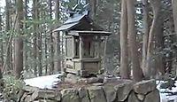 高天佐太雄神社 奈良県五條市大澤町のキャプチャー