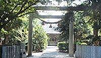 本村井神社 石川県白山市村井町