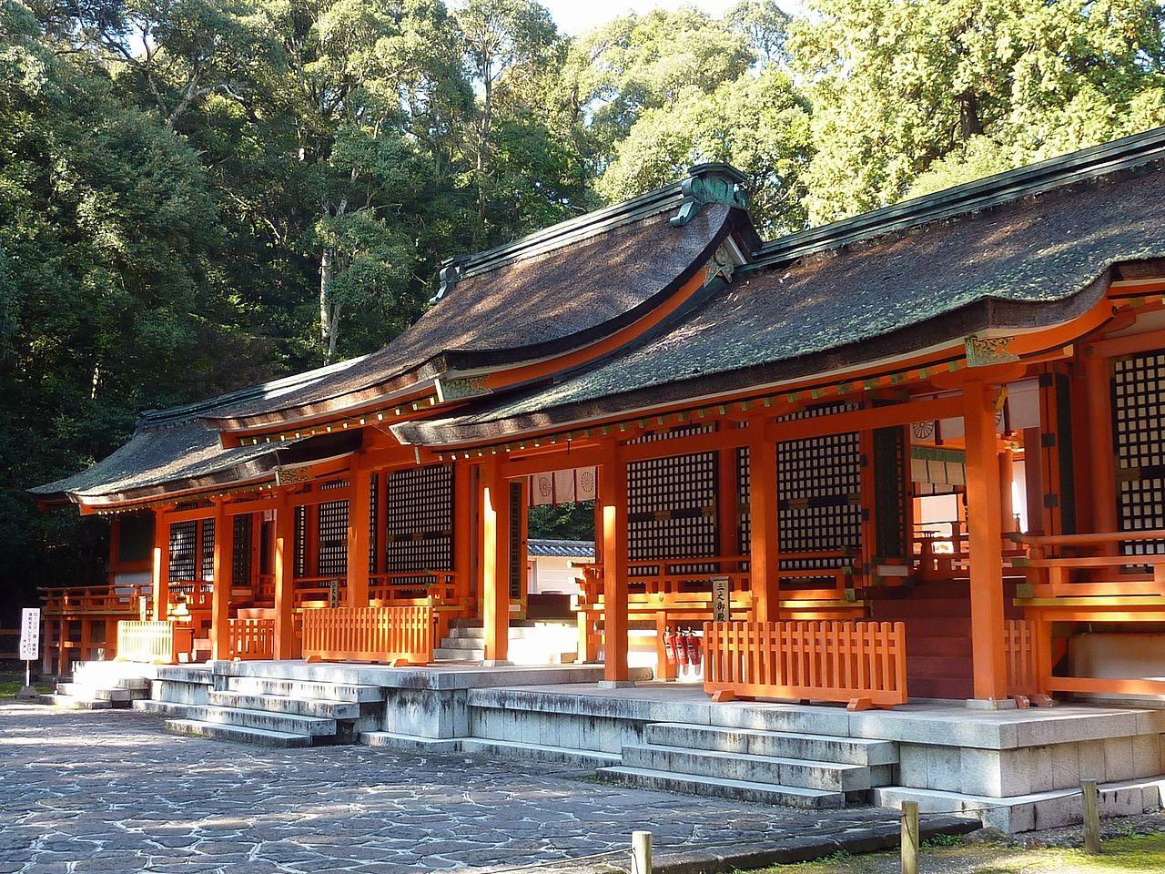 [御祭神が応神天皇]初詣で人気の神社のキャプチャー
