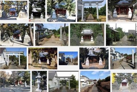 火雷神社(群馬県佐波郡玉村町下之宮甲524)