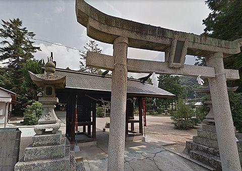 大神神社 岡山県岡山市中区四御神のキャプチャー