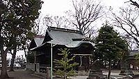 下石原八幡神社 - 『ゲゲゲの鬼太郎』猫娘が軒下に住んでいた神社、獅子舞が有名